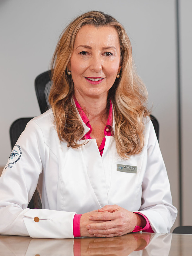 Telma Búrigo - Nutricionista