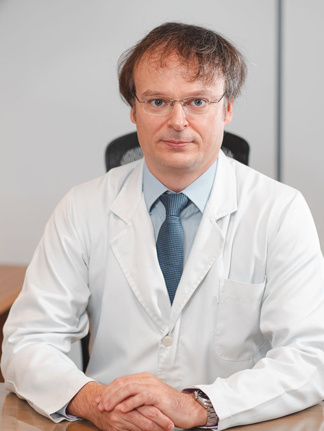 Dr. Felipe Quintino Kuhnen - Radio-Oncologista