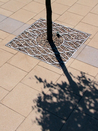 Ropetackle Commission - Tree Grilles
