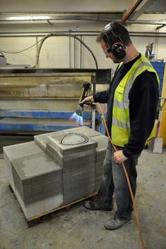 Manufacturing the paving blocks 05.JPG