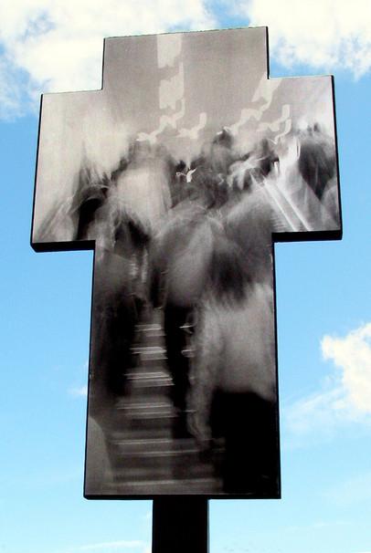 Processional Cross - St Botolphs Church Aldgate