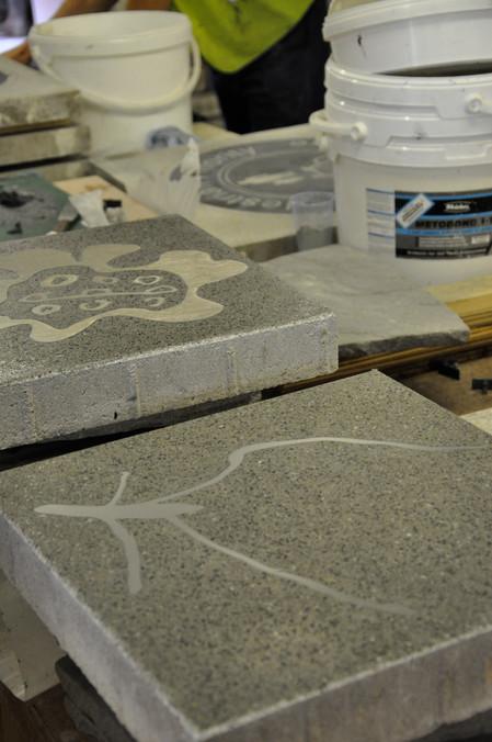 Manufacturing the paving blocks 04.JPG