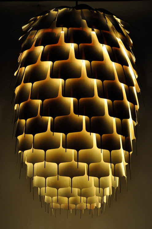 Unravelling Nymans - Nymans Lamp