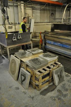 Manufacturing the paving blocks 01.JPG