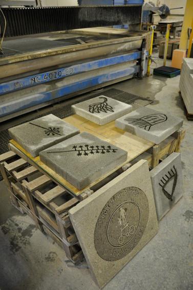 Manufacturing the paving blocks 02.JPG