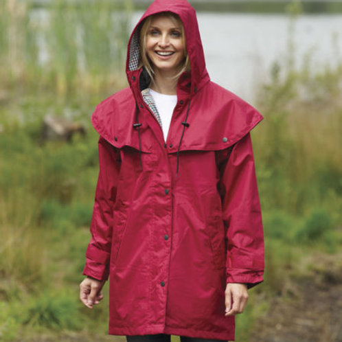 LADIES WOMEN CHAMPION WINDSOR RIDING SMART CASUAL ESTATE WATERPROOF JACKET COAT