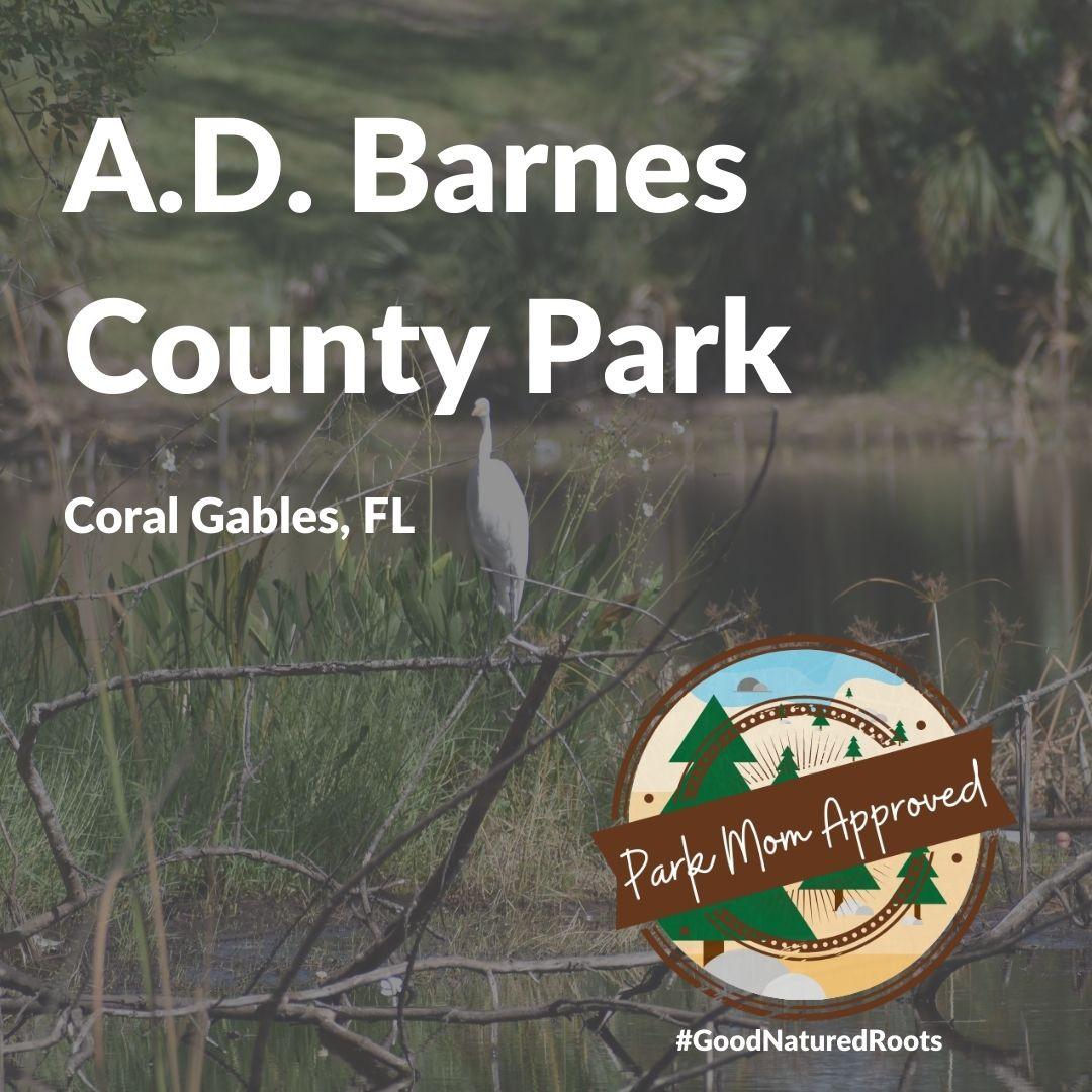A.D. Barnes County Park