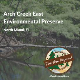 Arch Creek Environmental Preserve