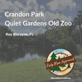 Crandon Park Quiet Gardens - Old Zoo