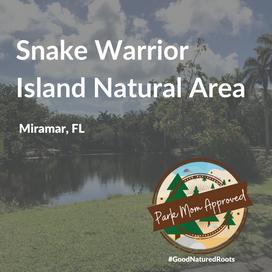 Snake Warrior Island Natural Area