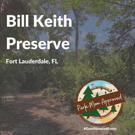 Bill Keith Preserve