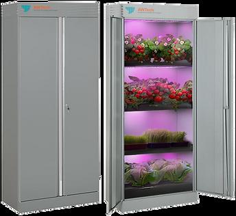 Климатический шкаф для выращивания растений «Городская грядка»
