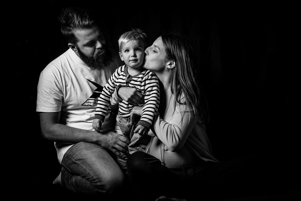 La dolcezza di una nuova famiglia