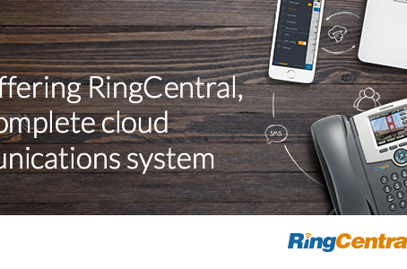 New Partnership: RingCentral