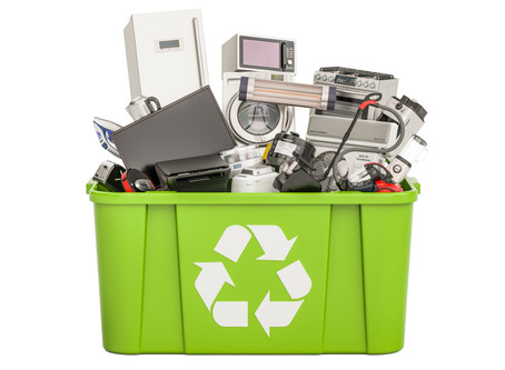 Bedrock Technology's Annual Electronics Recycling Event