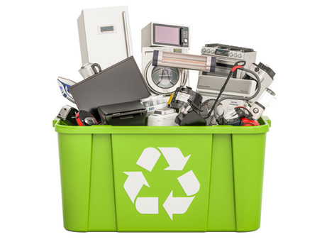 Bedrock Technology to Host Electronics Recycling Fundraiser