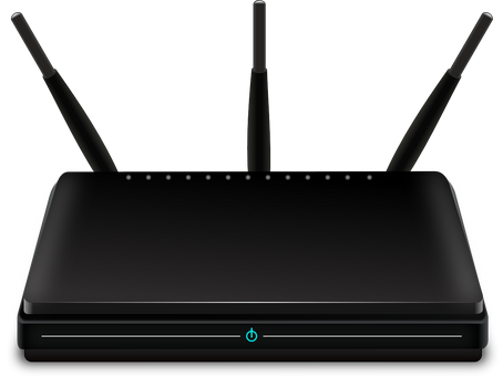 Is sharing a router with another business a bad idea?