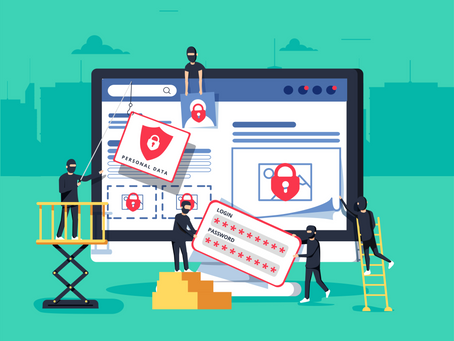Why website maintenance is essential for small businesses' cybersecurity