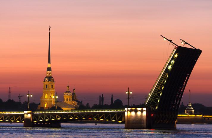 Les Nuits Blanches de Saint-Petersbourg