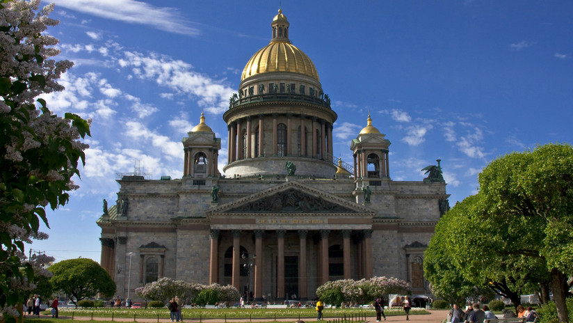 Saint-Petersbourg religieuse