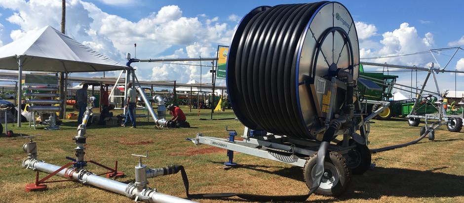 Em apenas dois meses, Irrigabras participa de três grandes eventos do setor
