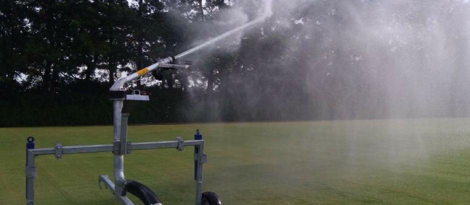 A importância da irrigação nos campos de polo