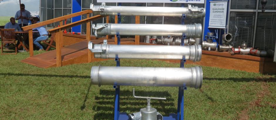Irrigabras marca presença na Agrishow com grandes novidades para o setor