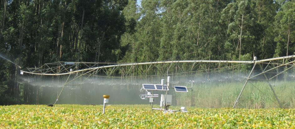 Doações de equipamentos de irrigação à USP impulsiona pesquisas