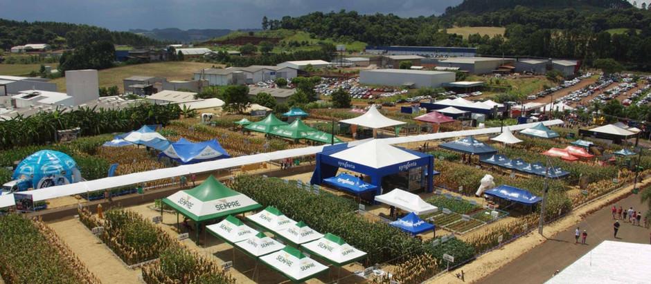 Revendedora da Irrigabras no Itaipu Rural Show