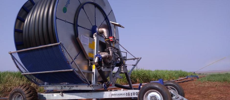 Confira os importantes diferenciais do Carretel Canavieiro Irrigabras