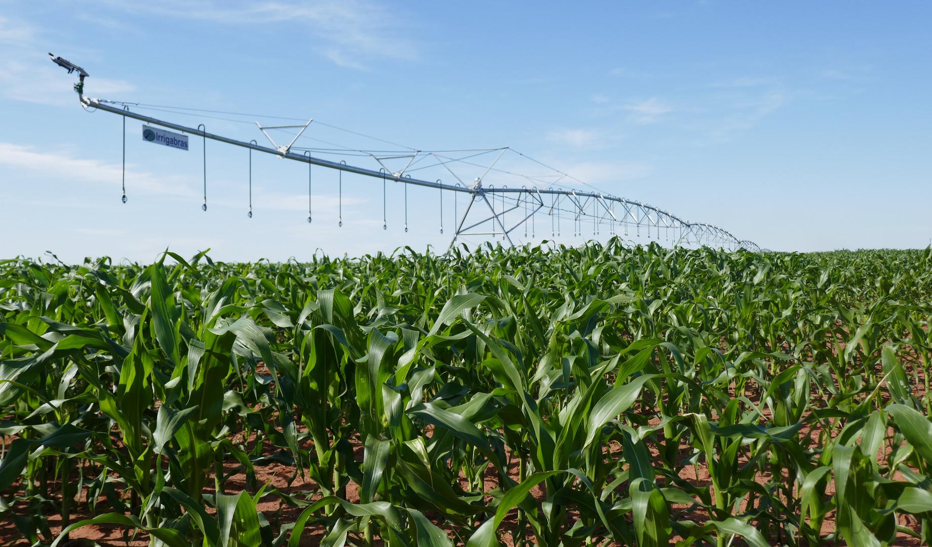 pivo central irrigabras irrigação pivot