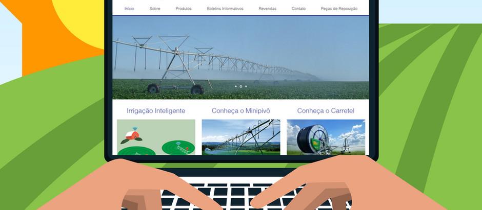 Irrigabras lança novo site