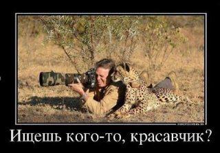 Профессия «Фотограф»