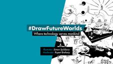 #DrawFutureWorlds: Flying