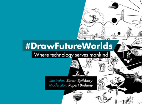 #DrawFutureWorlds: Flying
