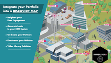 Integrate your Portfolio into a DISCOVERY MAP