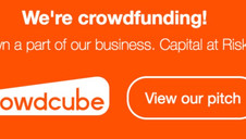 We are live on Crowdcube since yesterday and for the next 29 days. Follow us and invest in us here!