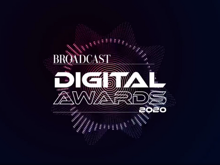 """""""Best VR Experience"""" Winner & Nominees from The Broadcast Digital Awards 2020"""