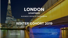 Mayor of London business growth program