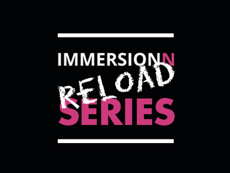 The Immersionn RELOAD series, day 7: LONDON 360