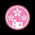 愛知(一宮市、稲沢市、清須市、津島市、あま市)のリフォームは建築家・桜 こちらは、株式会社 建築家・桜のロゴマークです