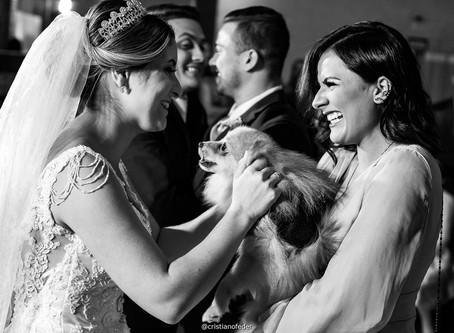 Vai ter amigo fiel no dia do seu casamento?