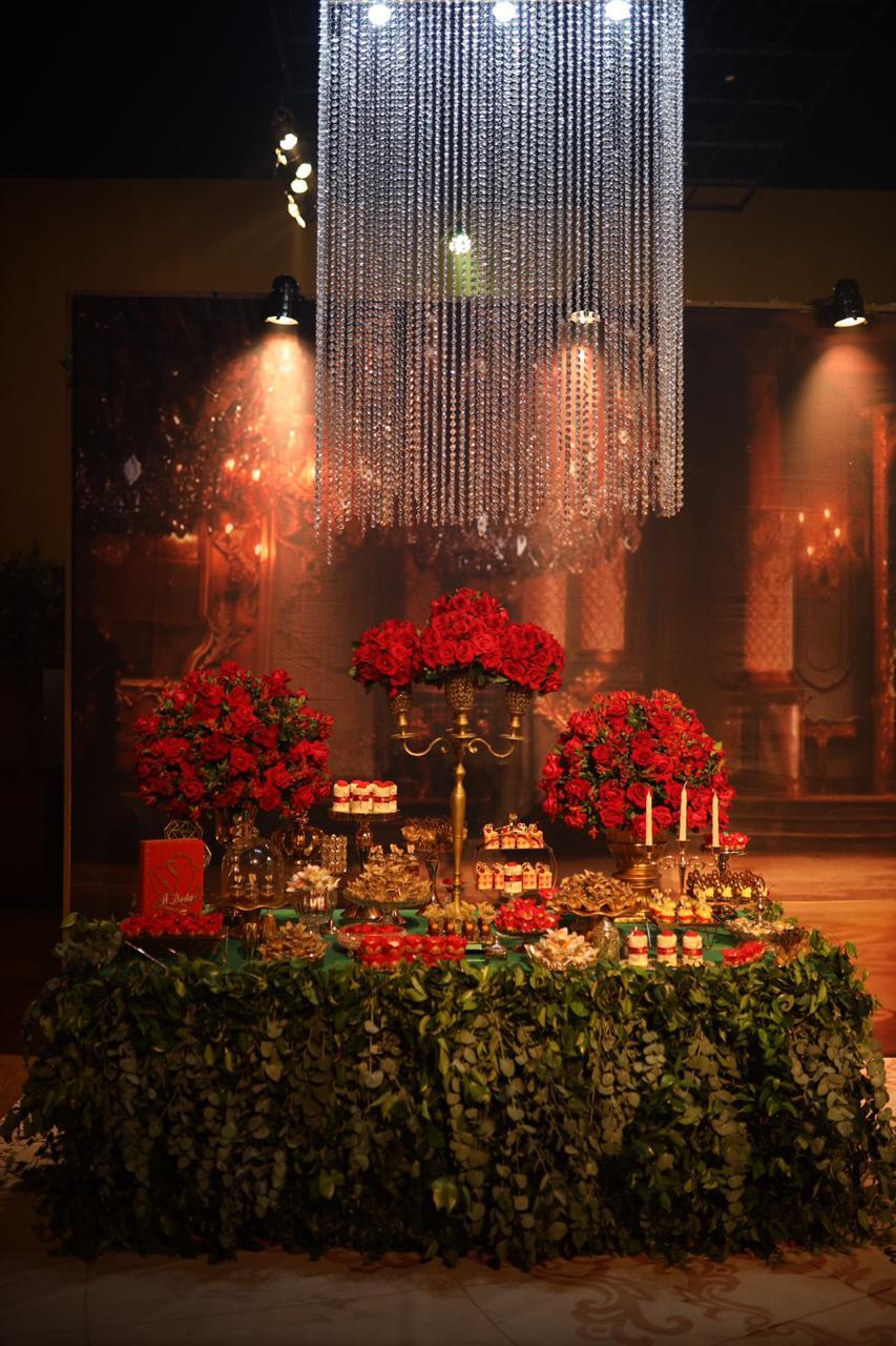 Festa de Debutante - Espaço Atmosphera - Guarujá