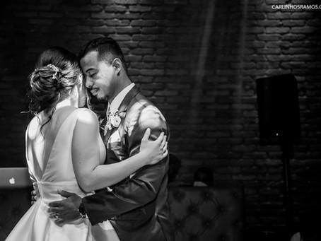 Álbum de Casamento Isabela e Samuel