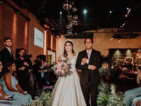 Álbum de Casamento Samia & Evando