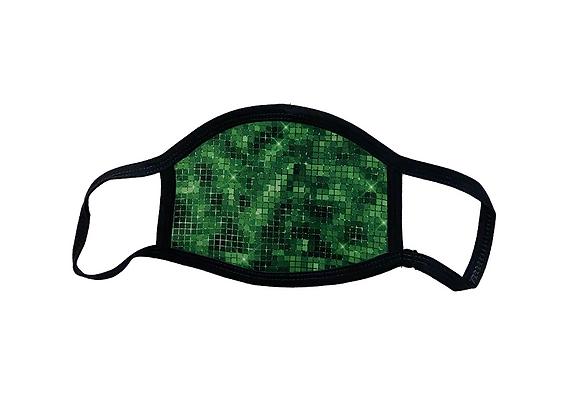 Saint Patrick's Day Shimmer Mask