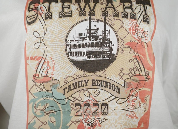 Frontier Family Vacation Shirt