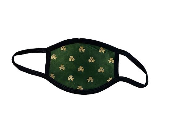 Saint Patrick's Day Lucky Mask