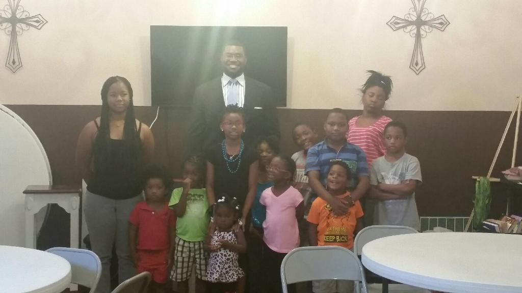 Christian Smith, Esq. & RCC Youth