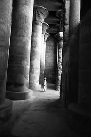 Temple Interior | L'Intérieure du Temple